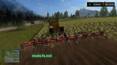 Скриншот мода «CASE ECOLO-TIL 2500»