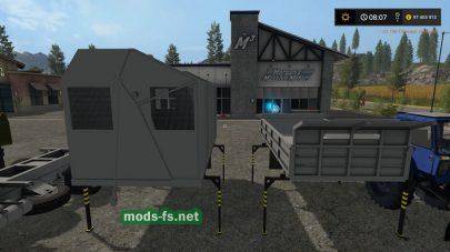 Прицепы для Skoda Liaz 706