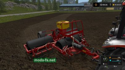 SMS LV 520T для Farming Simulator 2017