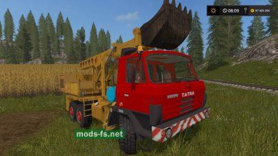 Tatra 815 UDS 114 mod