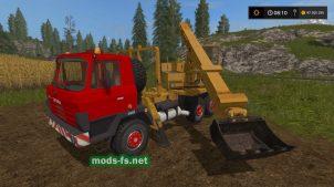 Tatra 815 UDS 114 mod FS 17