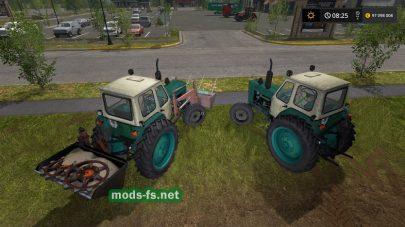 Мод трактора ЮМЗ-6Л