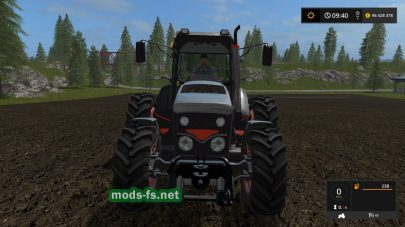 Ursus 1674 Forte для Farming Simulator 2017