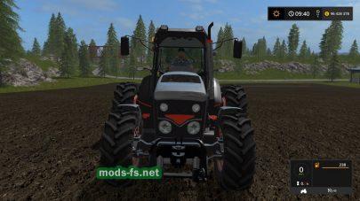 Ursus 1674 Forte для Farming Simulator 2017