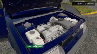 Скриншот мода легкового автомобиля ВАЗ-21093