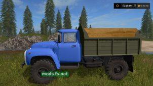 ЗиЛ4502 в игре FS 17