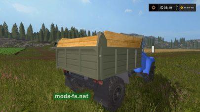 zil-4502 mods