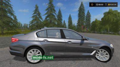 Автомобиль BMW для FS 2017