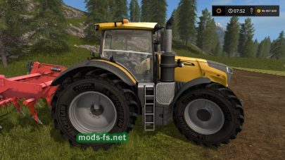 Мод пак Agco Challenger 1000 Series MR
