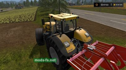 «Agco Challenger 1000 Series» MR для FS 17