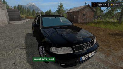 Скриншот мода «AUDI A4 B5»