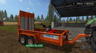 Скриншот мода «BlomenroehrTrailer»