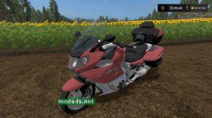 Мод мотоцикла BMW K 1600 GTL