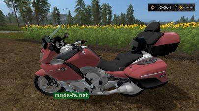 Скриншот мода «BMW K 1600 GTL»