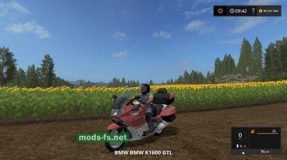 Мод мотоцикла BMW