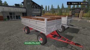 Мод на прицепы BSS PS2
