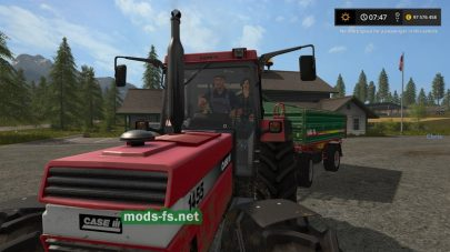 Contractor Mod FS 2017