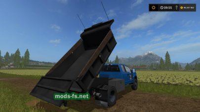 FORD F550 DUMP mod