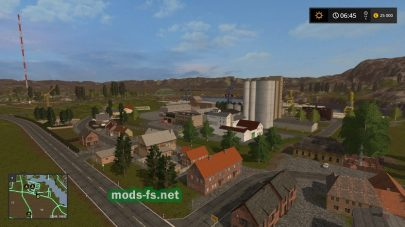 «Steinburg» для игры FS 2017