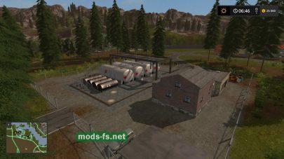 Игровая карта «Steinburg» для Farming Simulator 2017