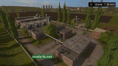 Скриншот мода «Russia Map»