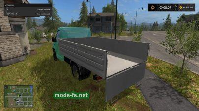 Мод грузовика Газель Next