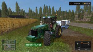 John Deere 8400 mod