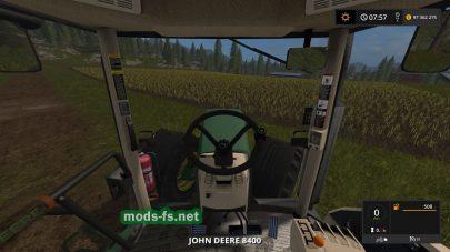 JohnDeere8400 mod
