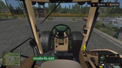Модификация трактора John Deere 8530