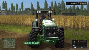John Deere 8530 для FS 17