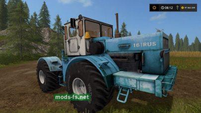 Скриншот мода «KirovecK700»