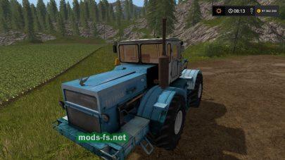Мод трактора KirovecK700