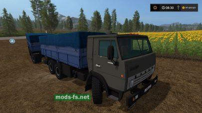 Мод КамАЗ 53212