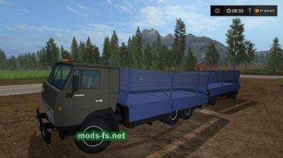 kamaz-53212 mod FS 17