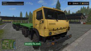 kamaz-4310 mod