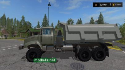 kraz-18b FS 17