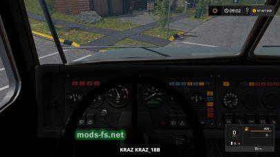 Скриншот мода «КрАЗ-18В»