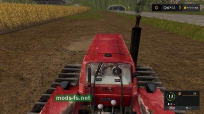 Модификация трактора Massey Ferguson