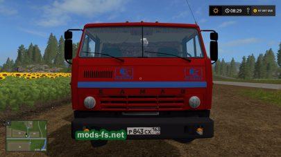 kamaz-55102 для FS 17