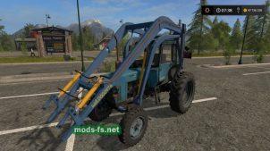 MTZ-80 для Farming Simulator 2017