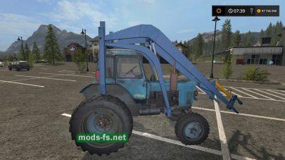 MTZ-80 mod