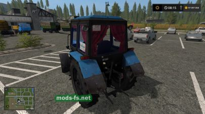 MTZ-82 для Farming Simulator 2017