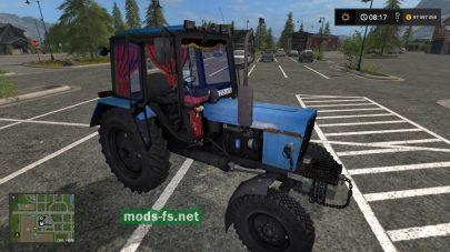 Мод MTZ-82 от Markwlov