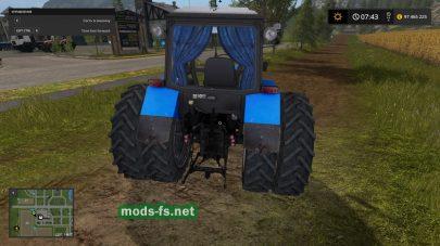 MTZ-892 mod