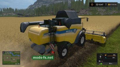 New Holland CX8080