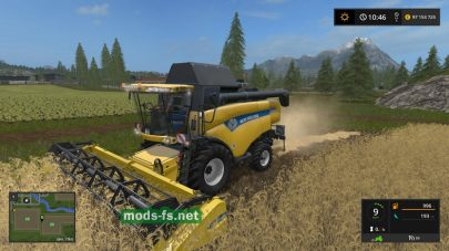 New Holland CX8080 mod FS 2017