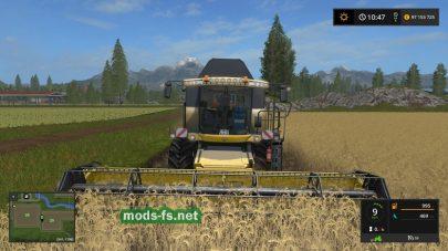 New Holland CX8080 mod