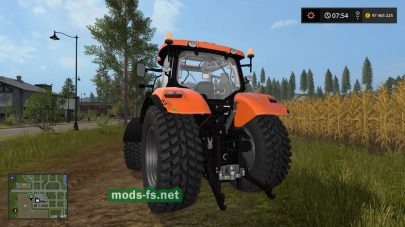 New Holland T6 Gamling Edition