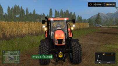 New Holland mod