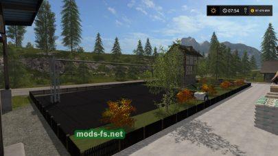 «Plantage Placeable» для Farming Simulator 2017